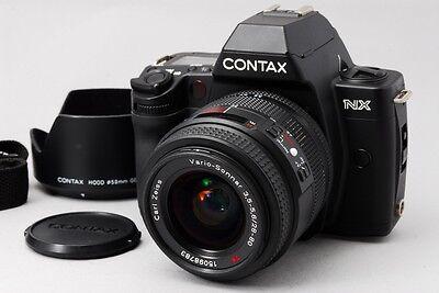 Film cameras 【AB- Exc】 Contax NX
