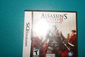 DS Assassin's Creed II - Discovery Was $10. Now $8! Stratford Kitchener Area image 1