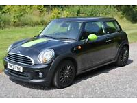 Mini Mini 1.6 First 2013 BLACK GENUINE 25000 MILES 1 OWNER FDSH