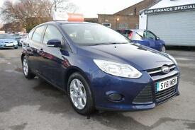 2011 Ford Focus 1.6 TI-VCT ( 105ps ) Edge