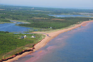 Oceanfront Building Lot Dune Road, St. Felix West of Summerside