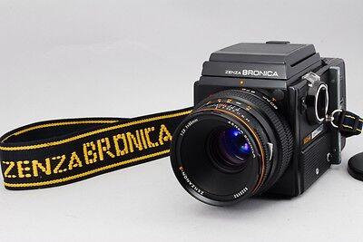 "Film cameras #1329""""""Excellent+++"""""" ZENZA BRONICA SQ-A"