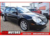 2007 Chrysler Sebring LIMITED 2L DIESEL MANUAL