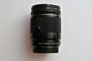Objectif Nikon 1, Nikkor 10-100mm, pour camera hybride