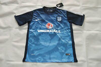 HARD TO FIND PRE MATCH ENGLAND SOCCER TRAINING  JERSEY