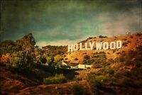 Hollywood scenery