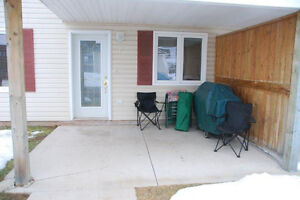 2 Balconies (2 beds. at each end of apt) Washer & Dryer Incl.