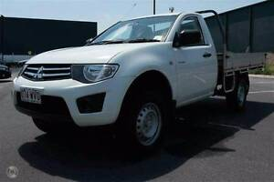2012 Mitsubishi Triton Ute Biggera Waters Gold Coast City Preview