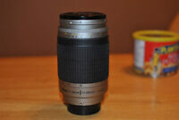 Trade my Nikon AF Nikkor 70-300mm 1:4-5.6G for Nikon Prime Lens