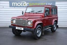 2001 Land Rover Defender County Station Wagon Td5 7 seater 1 doctor owner fro...
