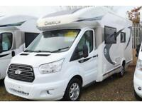 2018 Chausson 630 FLASH 4 BERTH MOTORHOME FOR SALE