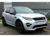 2017 Land Rover Discovery Sport TD4 HSE DYNAMIC LUX Auto Estate Diesel Automatic