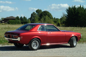 Appreciating Classic - Restored 1977 Toyota Celica