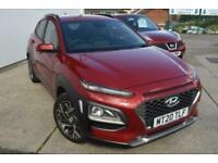 2020 Hyundai Kona 1.6 GDi Hybrid Premium 5dr DCT Auto Estate Hybrid Automatic