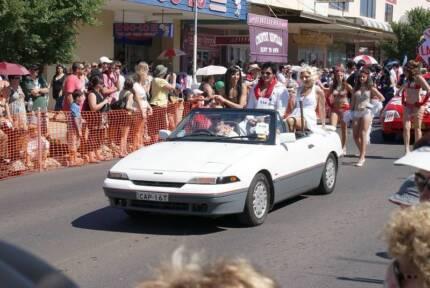 1989 Ford Capri Turbo