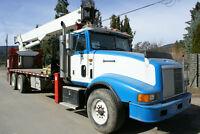 2007 Elliot 24 ton Boom Truck