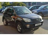 2002 TOYOTA RAV 4 2.0 NRG AUTOMATIC READY TO DRIVE AWAY