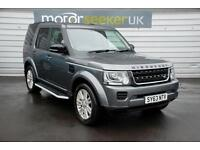 2014 Land Rover Discovery 4 Commercial Sd V6 Very big spec WITH REAR SEAT CON...