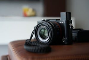 Sony RX1R II + Tons of accessories