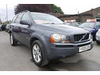 2005 Volvo XC90 2.4 Geartronic D5 SE AUTO DIESEL FULL SERVICE HISTORY