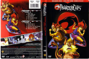 Thundercats Season 1 Volume 1 (6 DVDs) West Island Greater Montréal image 5