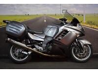 Kawasaki GTR1400 **Panniers, ABS, Soft Grips, Keyless Start, Centre Stand
