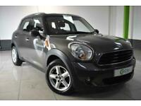 2011 MINI Countryman 1.6 One D (Salt) 5dr SUV Diesel Manual
