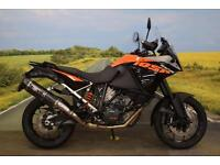 KTM 1050 Adventure **ABS, Yoshimura Exhaust, Engine Bars, Hand Guards**