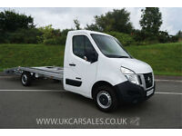 Nissan NV400 2.3DCi 125 FWD 3500 SE CAR TRANSPORTER BEAVERTAIL