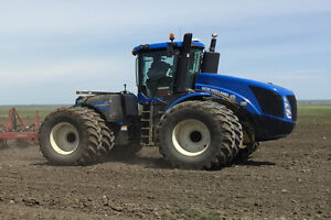 2013 T9 670 Tractor