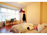 Bright refurbished Double Room in Cricklewood