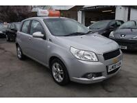 2009 Chevrolet Aveo 1.4 LT LONG MOT GOOD SERVICE HISTORY