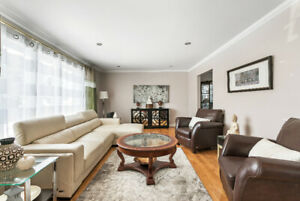 Beautifully Renovated Home in Central DDO