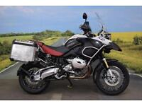 BMW R1200GS Adventure ** Extended Screen. ABS, Metal Luggage **
