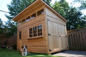 Custom Outdoor Structures