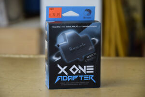 X-ONE XBOX One/Switch/PS4/PC Controller Adaptor