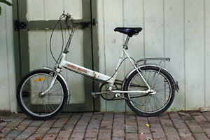 Vintage Auto-Mini 3-speed Folding bike
