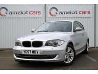 2007 (57) BMW 118D SE 2.0 DIESEL, GOOD HISTORY, 12 MONTH MOT & 6 MONTH WARRANTY
