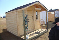 Sheds , shelters ,cabins , dog houses and more