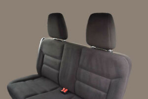 2011 to 2017 Grand Caravan, 2 second row, bench seats  $110.00