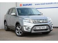 2018 Suzuki Vitara 1.6 DDiS SZ5 ALLGRIP 5dr Diesel grey Manual