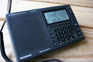 Radio à ondes courtes Grundig G3