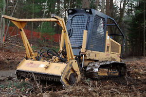 Rayco C87FM Mulcher with Yanmar engine