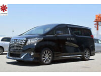 2016 (66) TOYOTA ALPHARD Executive Lounge 3.5 V6 Automatic Grade 4.5/B Elgrand