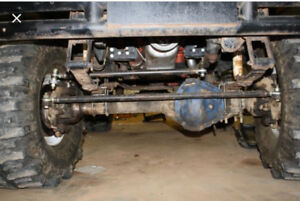 Looking for a ford Dana 60