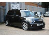 2014 MINI Clubvan One Car Derived Van Petrol Manual