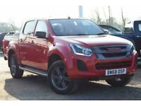 2019 Isuzu D-Max SPECIAL EDITION DCB FURY Pick Up Diesel Manual