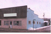 Commercial building 5019 49 Ave, Olds
