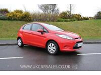 2011 Ford Fiesta 1.6 TDCi Econetic DPF 5dr