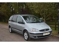 Ford Galaxy 2.3 2259cc 2003 (53) Ghia 7 Seats 1 OWNER FROM NEW